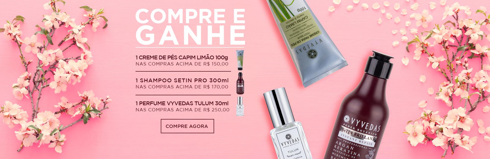 COMPRE E GANHE